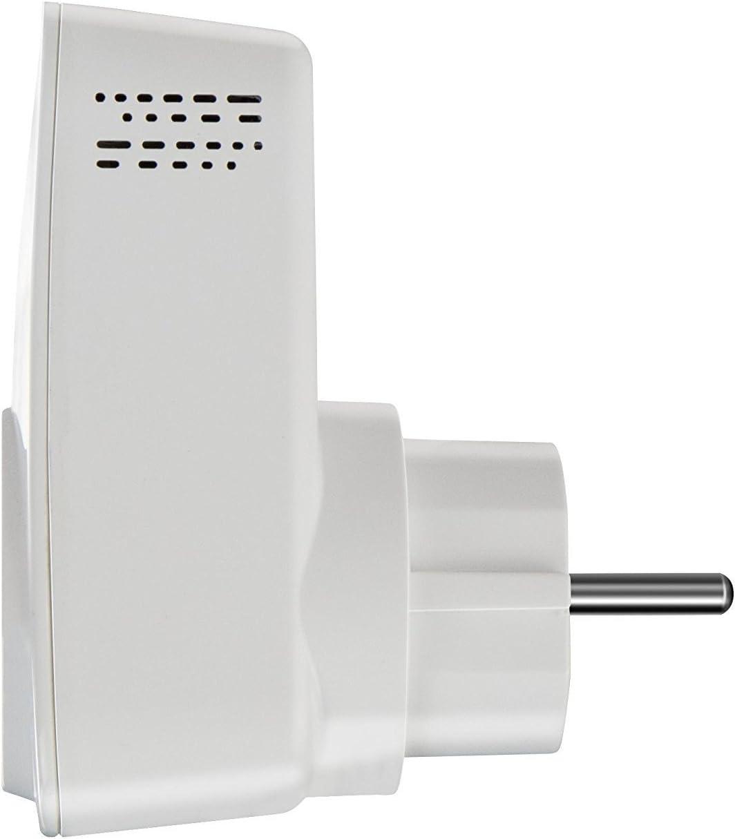 Broadlink Prise Intelligente Wifi//3G//4G avec veilleuse Pilotez Vos appareils /électriques de nimporte o/ù