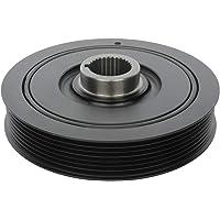 LSAILON Harmonic Balancer Crankshaft Pulley Replacement for 1995-1998 Nissan 200SX 1995-2000 Nissan Sentra