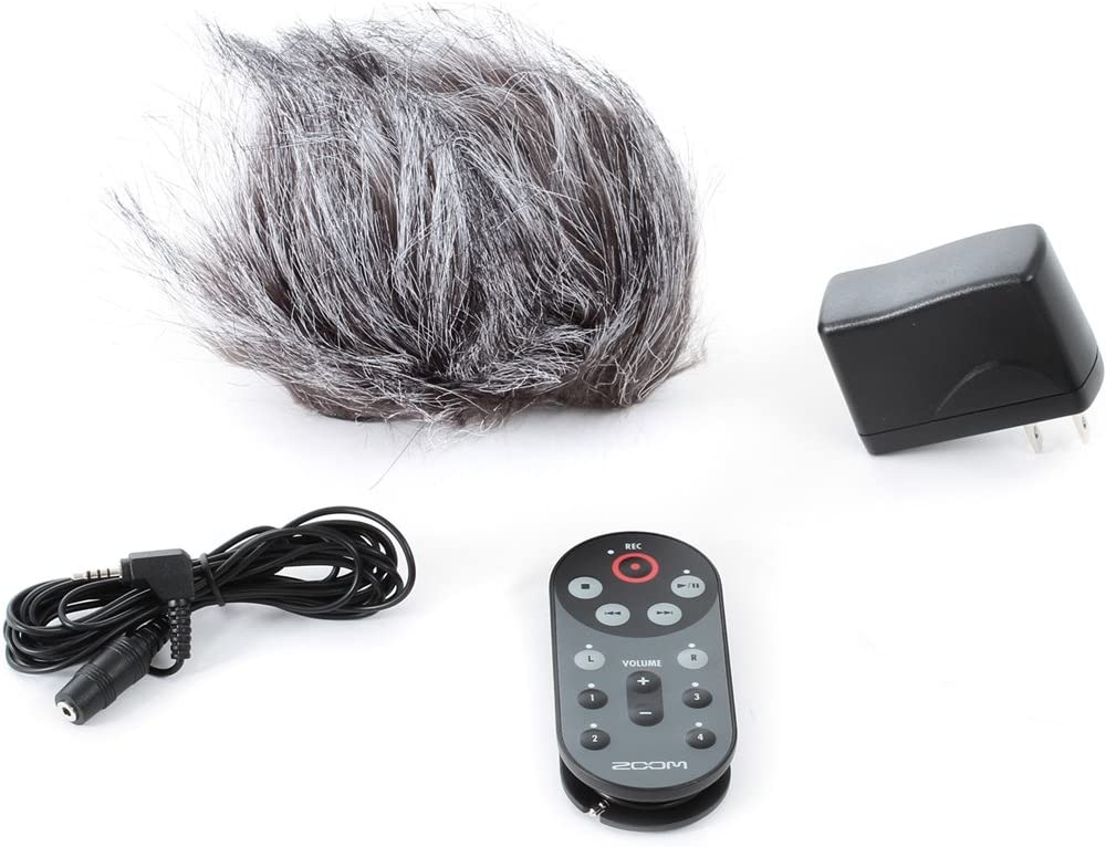 Zoom H6 Portable Handheld Recorder Bundle with SM58 Dynamic Vocal Microphone