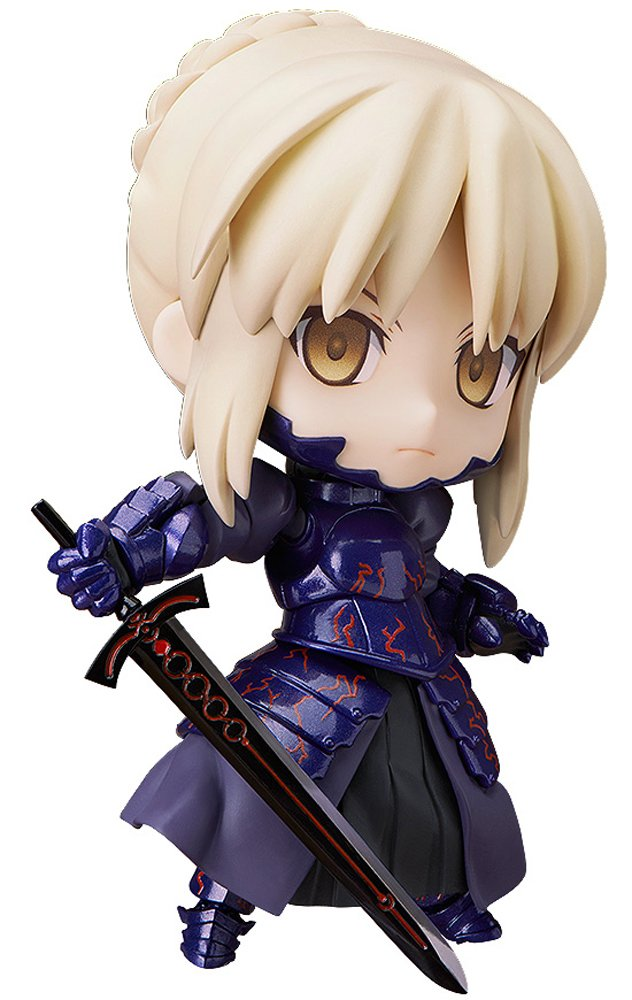 Fate/stay night: Saber Alter Nendoroid Action Figure