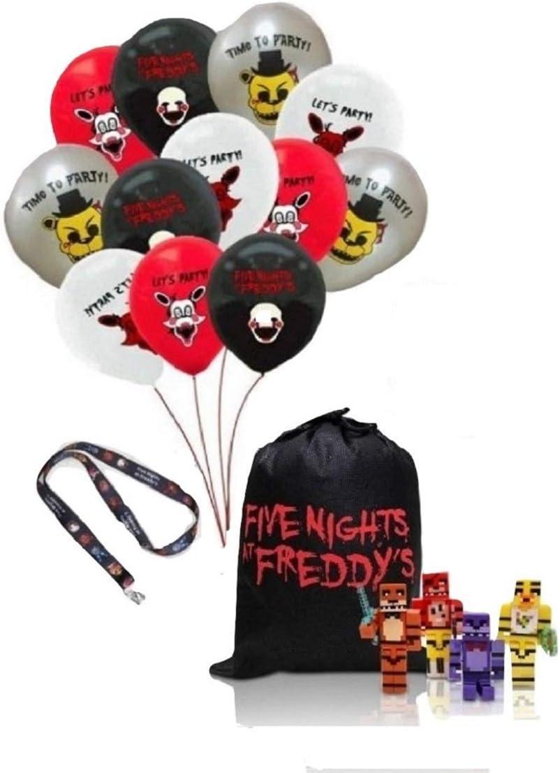 fat cat sales FNAF Gift Package 19 Piece Set