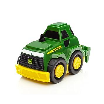 Juegos Deere John TractorAmazon Mega Blocks esJuguetes Y eBoCdQrWxE