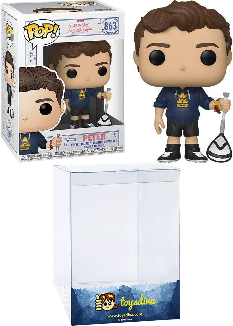 To All The Boys I/'ve Loved Before Funko Pop! Peter n°863