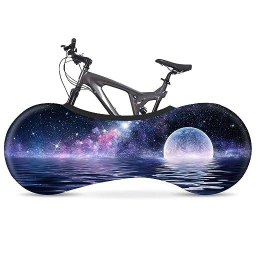 BINGFENG Bolsa De Cubierta De Rueda De Bicicleta Funda De ...