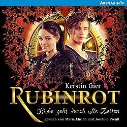 Rubinrot (Liebe geht durch alle Zeiten 1)