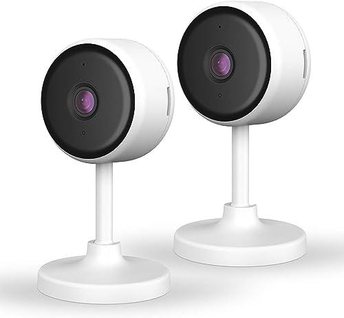 Littlelf Indoor Home Security Camera