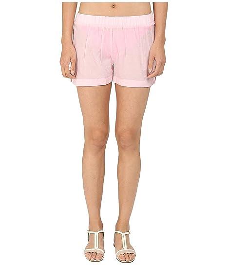 ab0507946cd0b Kate Spade New York Women's Marina Piccola Shorts Cover-Up, Pastry Pink, ...