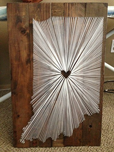 Indiana String Art 17