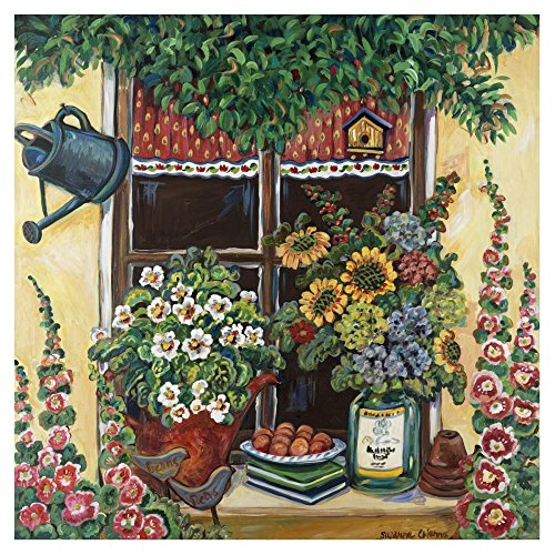 Global Gallery  Suzanne Etienne Ashland Apples  Unframed Giclee On Paper Print  36  X 36