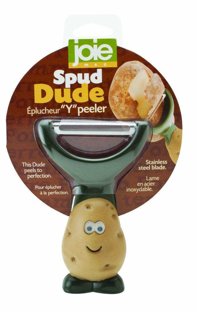 Eplucheur de Pommes Potato Legumes Peeler by MV Essentials Julienne /épluche-l/égumes