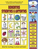 Reading Fundamentals - Homonyms, Synonyms and Antonyms, Karen Shackelford, 1928961118