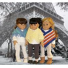 Crocheted Shawls: Doll crochet pattern