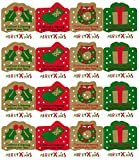 LSW Set of 120 Merry Christmas