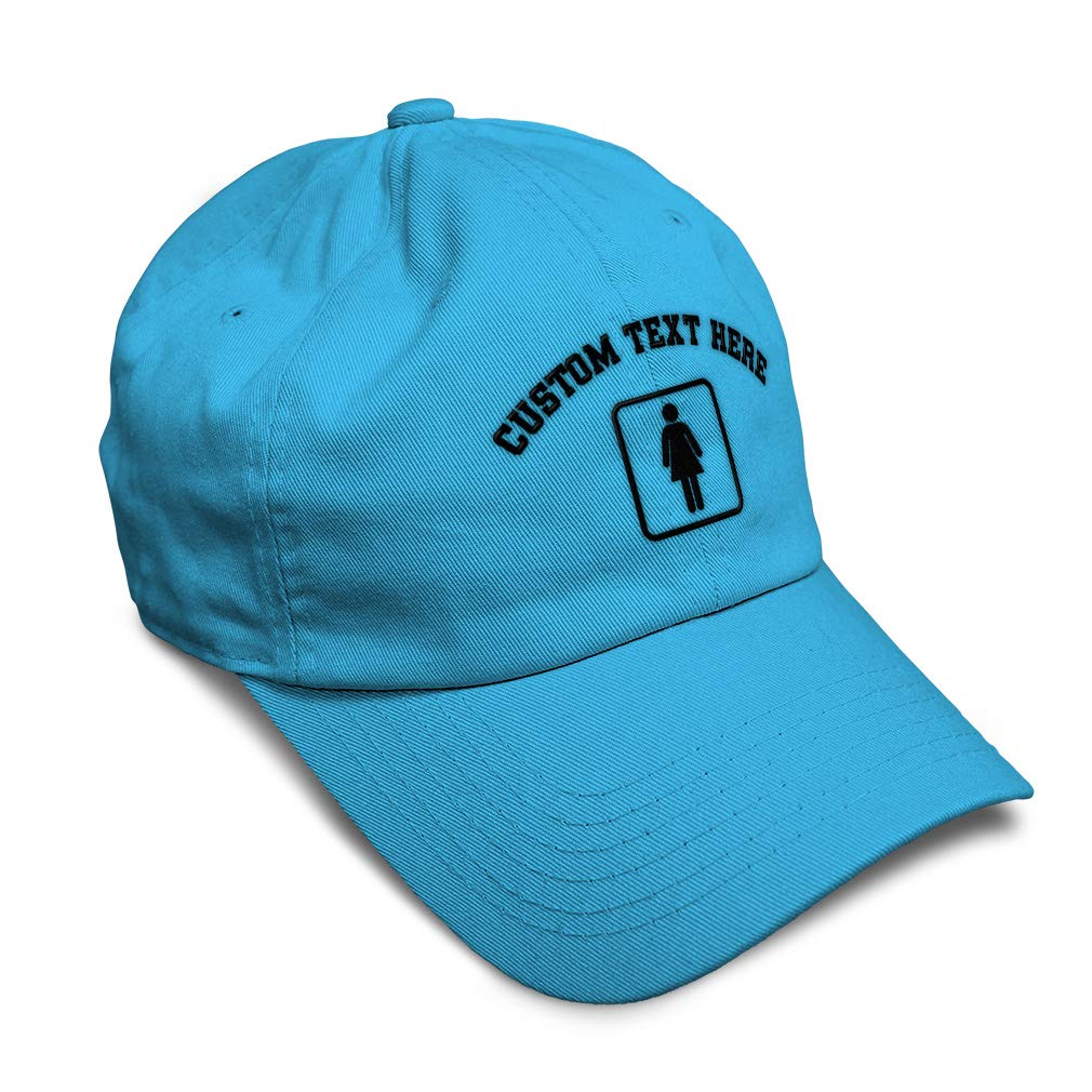 Custom Soft Baseball Cap Womens Sign Embroidery Dad Hats for Men /& Women