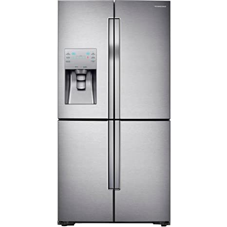 Best Counter Depth Refrigerator 2015 >> Amazon Com Samsung Rf23j9011sr 22 5 Cu Ft Stainless Steel Counter