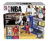 The Bridge Direct NBA Stephen Curry vs. James Harden One on One Set