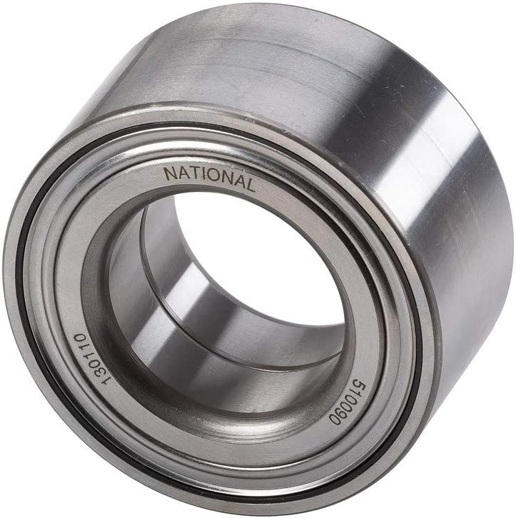 Note: 4WD, FWD One Bearing Included with Two Years Warranty 2008 fits Jeep Patriot Front Wheel Bearing