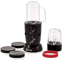 iVBOX Wonder-Eco Nutri Compact Powerful Bullet Juicer Mixer Grinder Blender - 2 Jars (with Recipe E-Book), 450-Watt, Black