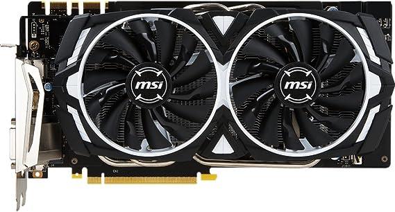 Amazon.com: MSI Gaming GeForce GTX 1070 Ti 256-Bit 8GB GDDR5 ...