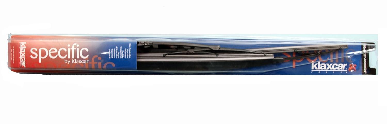 Klaxcar 33738X - Juego de escobillas para limpiaparabrisas (2 unidades, 600 mm + 450 mm / 24