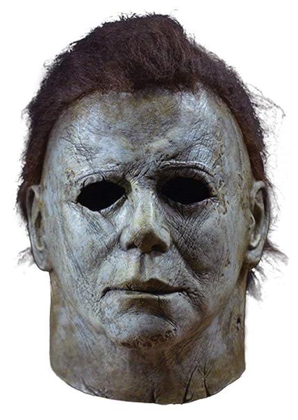Halloween 2018 Michael Myers Face.Michael Myers Halloween Mask