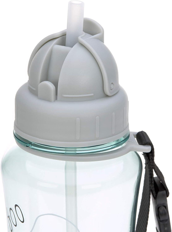 Verde L/ässig 1210004502/Drinking Bottle Spooky Aqua