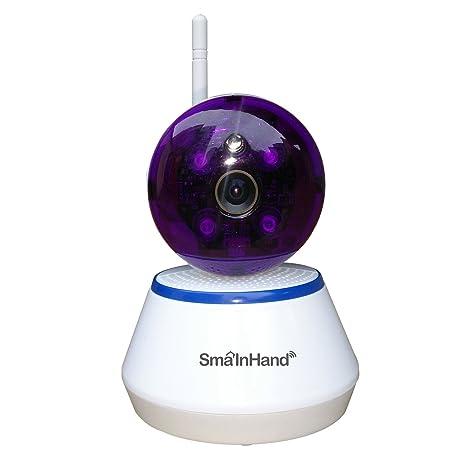 smainhand cámara de vigilancia IP P2P tecnología HD 720P Wifi Baby Monitor/Vigila Bebes,