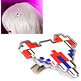 Lychee Plane Hair Pin Side Clip Plane Hairpin Cosplay