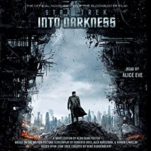 Star Trek Into Darkness Audiobook