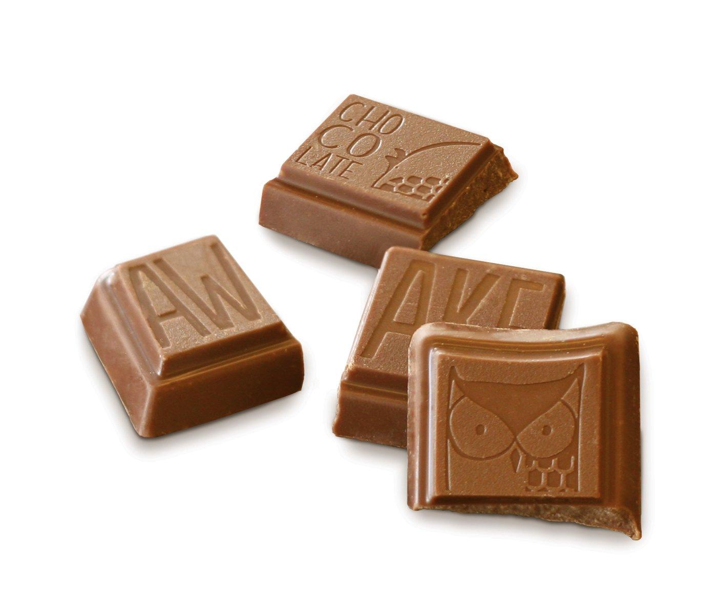 AWAKE Caffeinated Chocolate Bars – Milk Chocolate with Caffeine ...