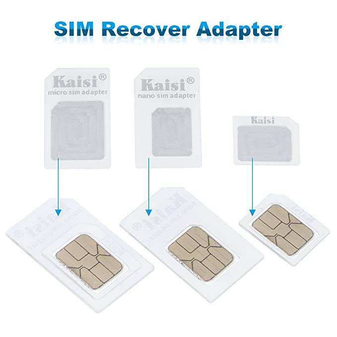 Amazon.com: Kaisi All In One Pack Exact Cell Phone cortador ...