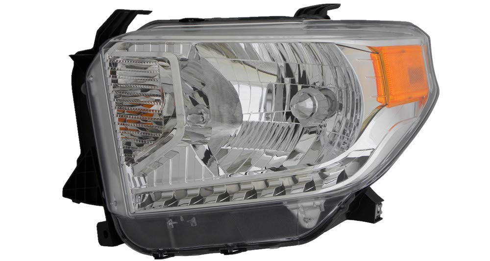 NEW RIGHT SIDE HALOGEN HEADLAMP ASSEMBLY FITS 2014-2015 TOYOTA TUNDRA TO2503218