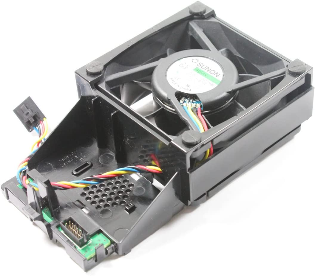 Genuine DELL PC Case Cooling Fan For the Optiplex 755, GX620, and GX520 Small Form Factor (SFF) Systems Part Numbers: HU540, M8788, KG316
