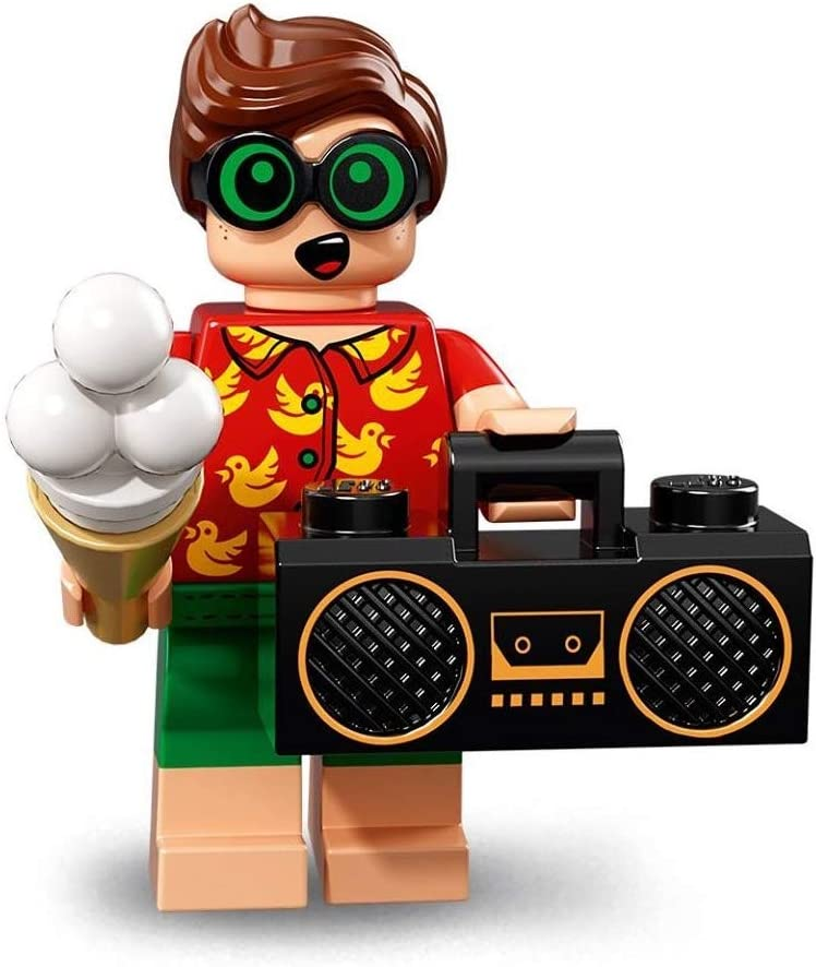 LEGO The Batman Movie Series 2 Collectible Minifigure - VACATION ROBIN (71020)