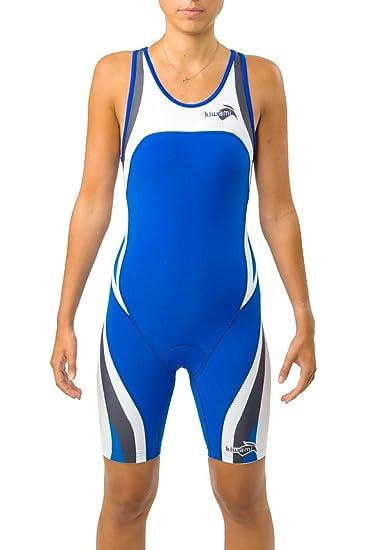 Amazon.com: Kiwami Mujer Rio Amphibian Openback de triatlón ...