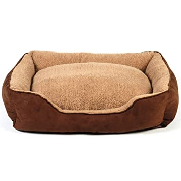 Wuwenw Hot Dog Animal Bed Pet Large Home Sleeping Nest House para Perros Grandes Bed para Perro, L: Amazon.es: Productos para mascotas