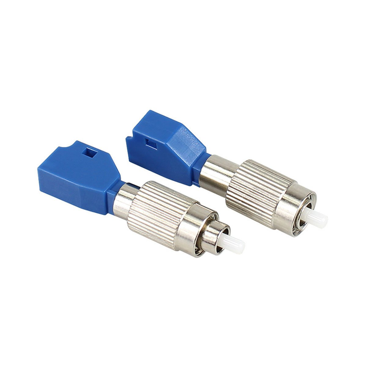 Ukcoco FC m/âle vers LC femelle hybride Fibre optique connecteur adaptateur convertisseur pour la puissance au m/ètre