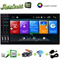 "EinCar 7"" Bluetooth Android Double-Din In-Dash Car Stereo"