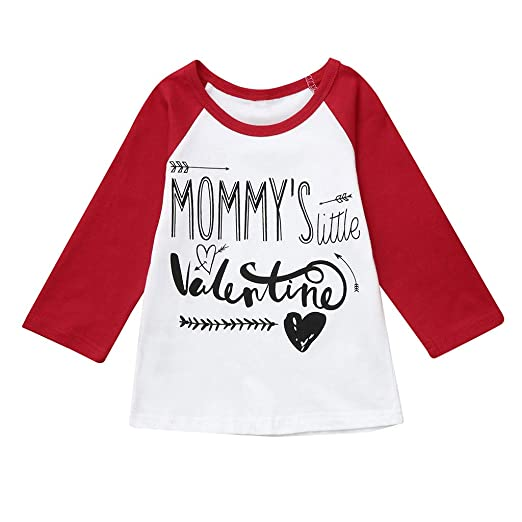 0e6ea5b61 Amazon.com  Clothful 💓 Toddler Baby Boys Girls Valentine s Day ...
