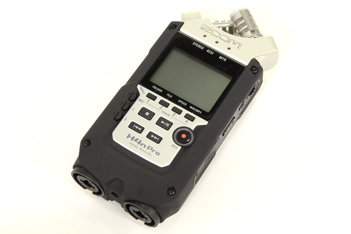 ZOOM/H4n Pro ハンディーレコーダー ズーム B07FMV1BPT