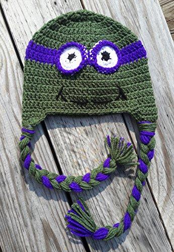 Donatello Teenage Mutant Ninja Turtle Toboggan (Donetello Ninja Turtle)