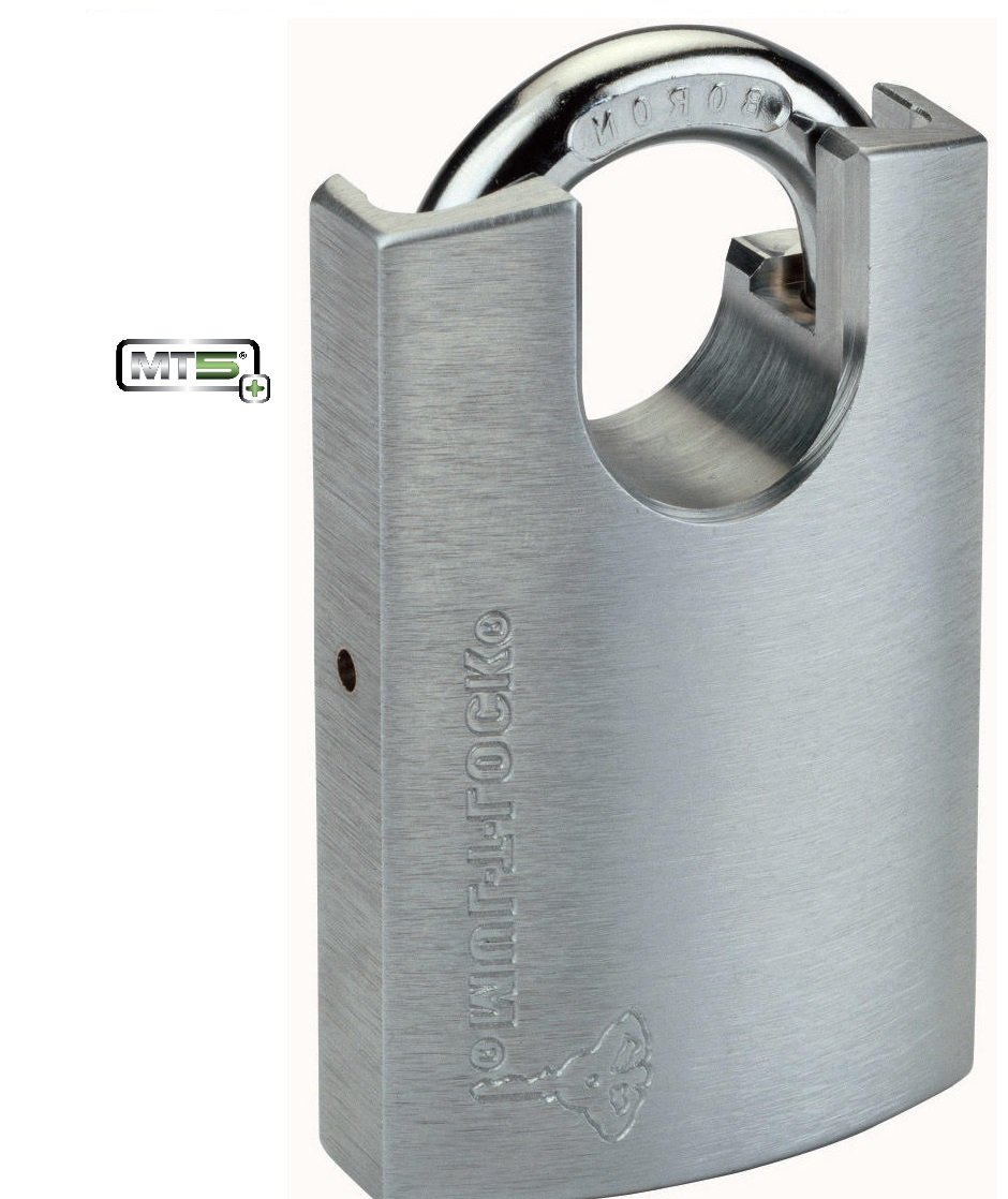 Mul-t-lock #47 G-Series padlock with protector - 5/16'' Shackle