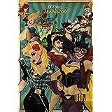 61 x 91.5cm Dc Comics Bombshells Poster