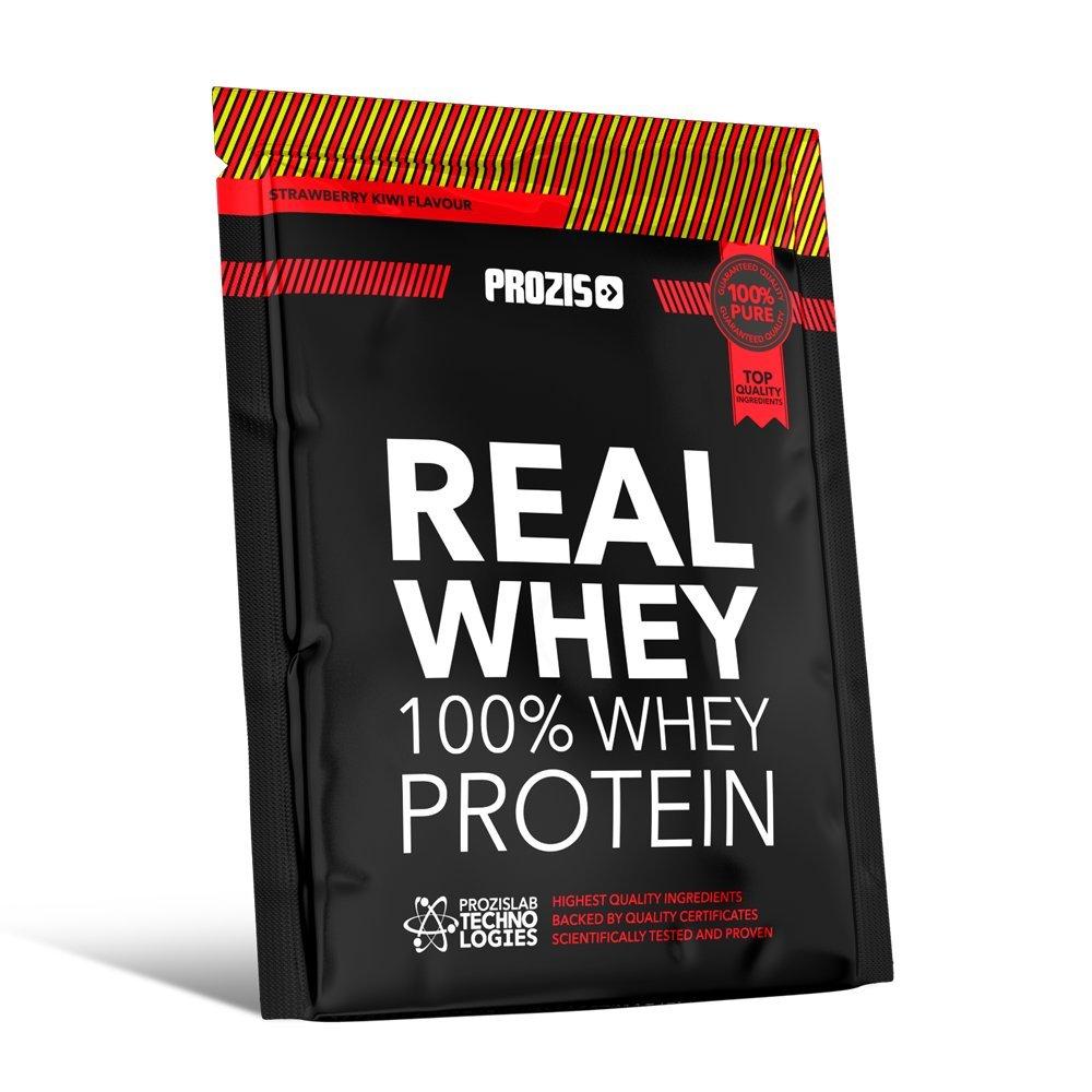 Sachet 100% Real Whey Protein 25 g Crema catalana: Amazon.es: Salud y cuidado personal
