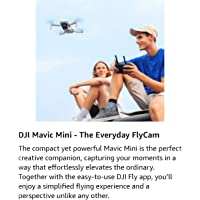Devicekart DJI Mavic Mini - Drone FlyCam Quadcopter with 2.7K Camera 3-Axis Gimbal GPS 30min Flight Time