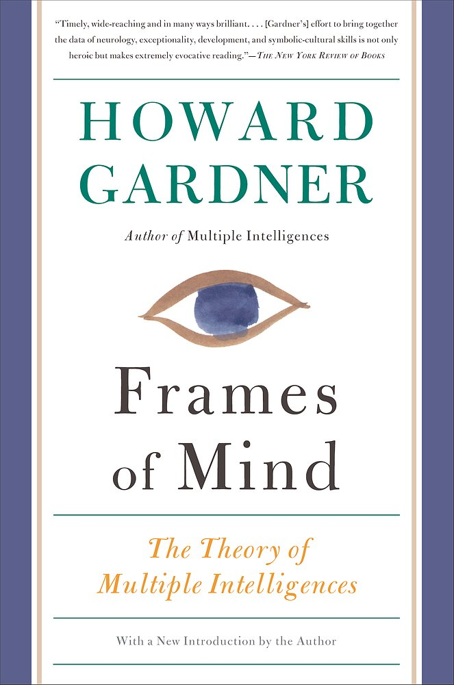 Frames Mind Theory Multiple Intelligences product image