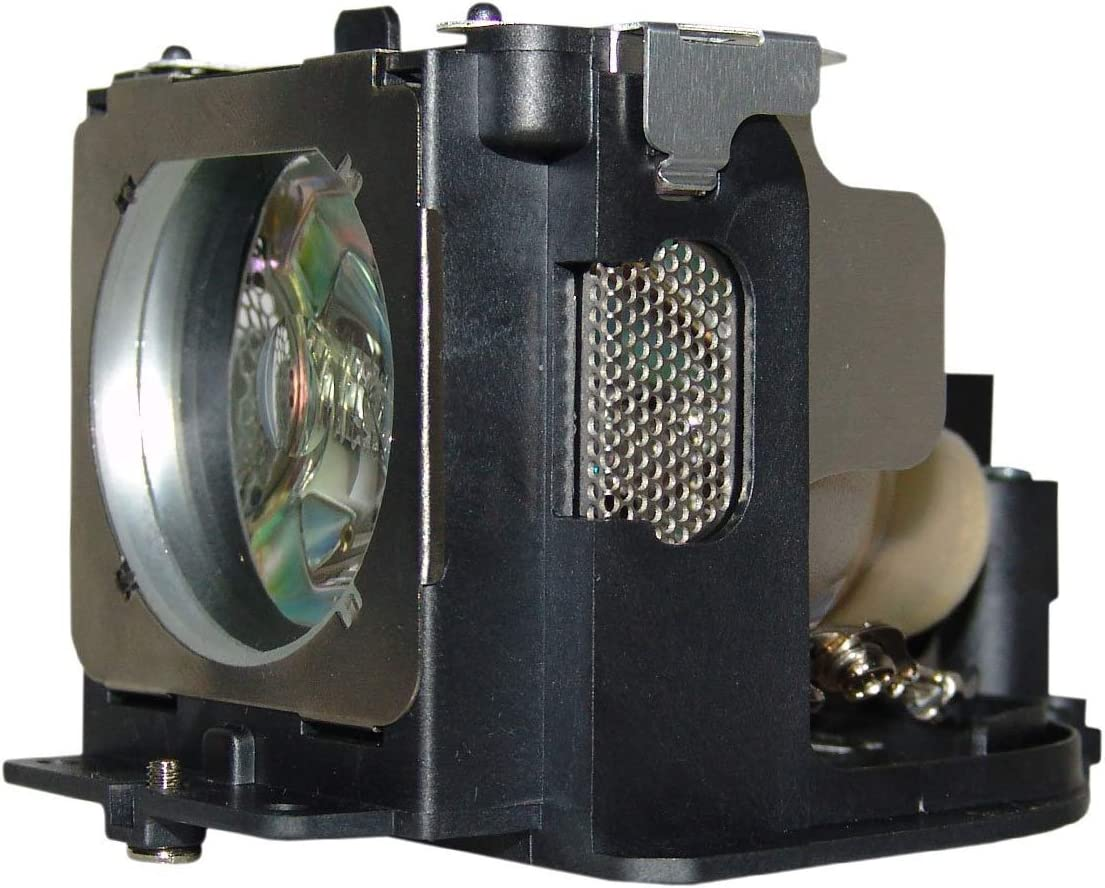 OEM Philips Bulb PHO POA-LMP103 610 331 6345 Genuine Original Replacement Bulb//Lamp with Housing for Sanyo PLC-XU100 PLC-XU110 Projector