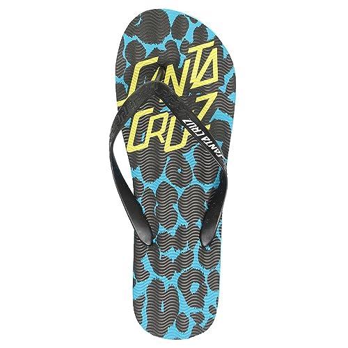 Santa Cruz - Sandalias de algodón para hombre Azul azul: Amazon.es: Zapatos y complementos