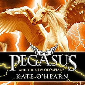 Pegasus and the New Olympians Audiobook