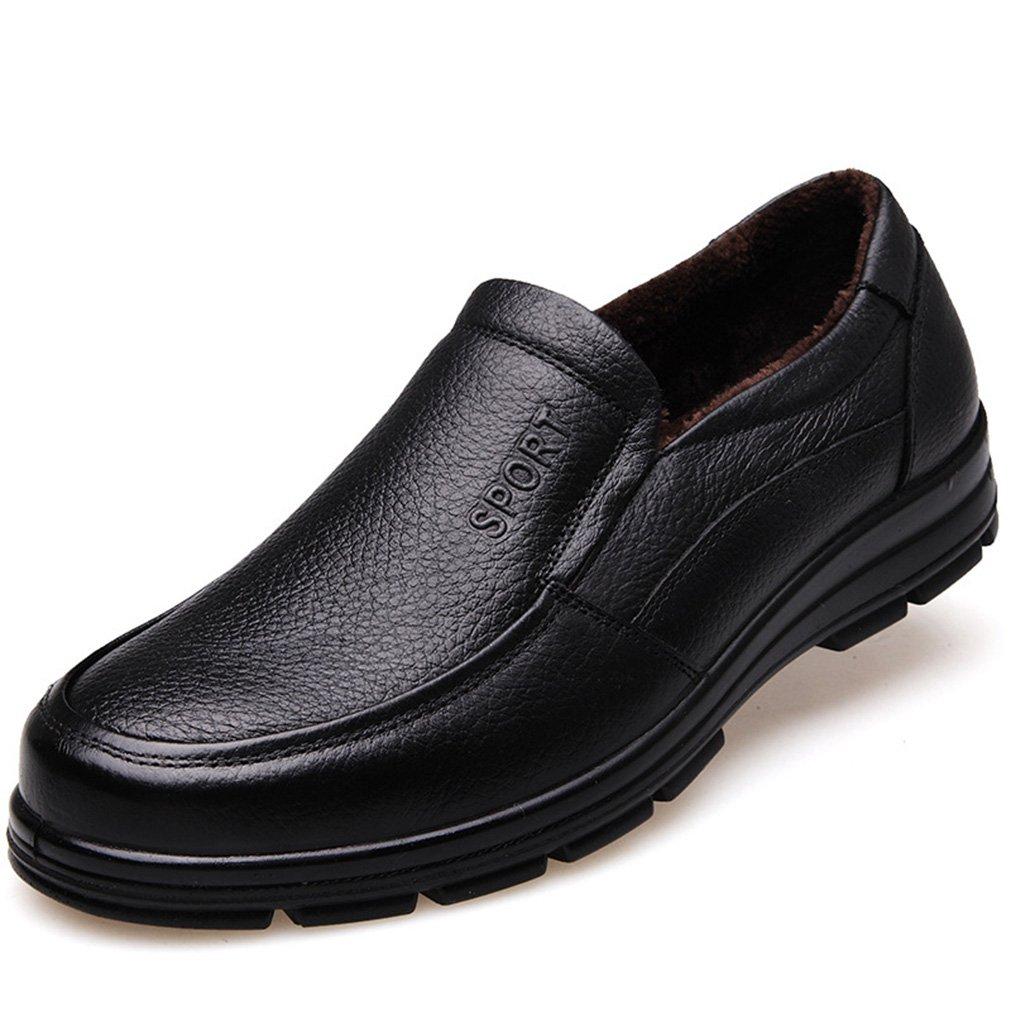 Feidaeu Zapatos Hombre 38 EU|Schwarz,Slipper En línea Obtenga la mejor oferta barata de descuento más grande